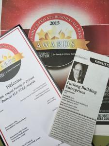 Furlong Goering Award 2015